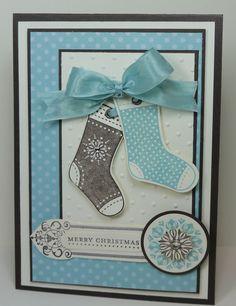 stitched stockings
