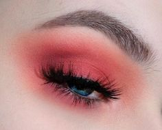 30 Most Sexy And Easy Pink Eyeshadow Makeup Idea Beginner For Prom – Makeup Desi… - Easy Make Up Pink Eyeshadow Look, Red Eye Makeup, Simple Eyeshadow, Eyeshadow Tips, Prom Makeup, Cute Makeup, Eyeshadow Makeup, Hair Makeup, Dress Makeup
