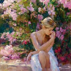 Blooming Beauty by Michael & Inessa Garmash