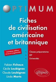 64 synthèses thématiques en anglais, accompagnées d'un lexique, sur les différentes facettes du Royaume-Uni et de l'Amérique contemporains : système politique, population, système de santé, médias, etc.
