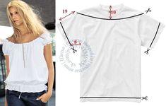 51 Ideas how to diy clothes shirts upcycle - Clothing Refashion Shirt Refashion, T Shirt Diy, Dress Sewing Patterns, Clothing Patterns, Clothing Hacks, Cut Shirts, Apparel Design, Sewing Clothes, Sewing Shirts