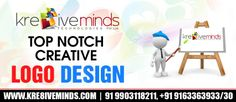 Top Notch Creative Logo Design at an Affordable Cost Online Marketing Services, Best Digital Marketing Company, Creative Logo, Professional Logo Design, Logo Design Services, Printing Services, Identity, Banners, Opportunity
