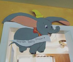 Mildred Molina dumbo baby shower Dumbo Baby Shower, Family Guy, Fictional Characters, Fantasy Characters, Griffins