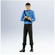 2011 Star Trek Legends #2 - Spock