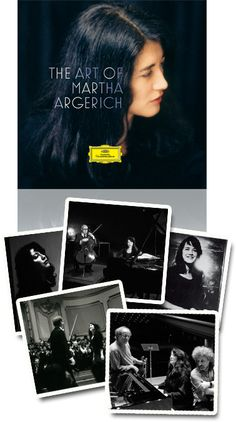 Martha Argerich, with her three daughters: Lyda Chen ...