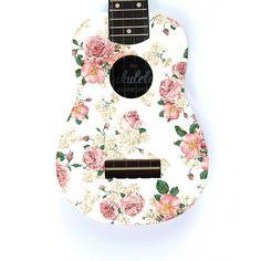 Rose Ukulele. I may be slightly obsessed. Ahhhh<333
