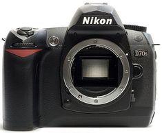Nikon D70S 6.1MP Digital SLR Camera (Body Only) Cam Pricer