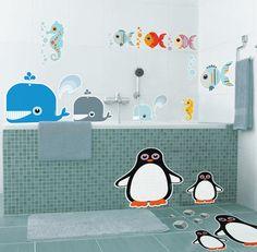 vinilos antideslizantes baño. tienda online pegatinas antideslizantes