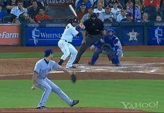 Umpire Ron Kulpa ejects catcher A.J. Pierzynski with Yu Darvish throwing no-hitter | Big League Stew - Yahoo! Sports -  Ugh......................................................