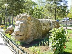 The last lion of Ifrane Ifrane Morocco, Mount Rushmore, Images, Lion, Mountains, Awesome, Nature, Travel, Morocco