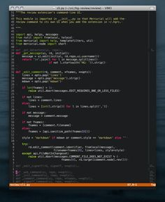 Coming Home to Vim - a nice guide to getting started with Vim.