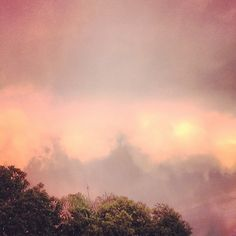 clouds | Santa Monica, CA ©mary johanna seibert