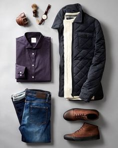 Upgrade your style  @stylishmanmag  @shopthatgrid