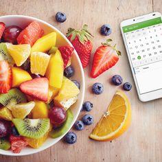 Las frutas son el complemento ideal de tus días. ¡No olvides tu #ALCATELONETOUCH que te acompaña siempre! ;)  #Smartphone #Frutas #Fitness #Idol2 #Idol2Series
