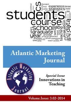 Atlantic Marketing Journal - cover