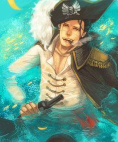 Sir Crocodile | One Piece