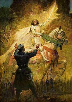 St. Joan of Arc | Damsel of the Faith