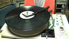 KLH 20 Amp Tuner Turn Table Repair
