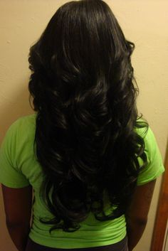 sew in hairtsyle