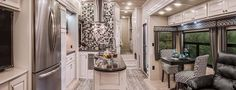 Luxe by Augusta RV   The Most exquisite fifth wheel ever built, approved for Full-Time use