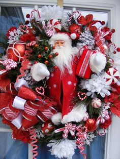 Beautiful Wreath - Want This
