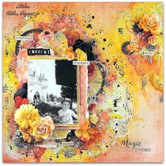 Project by More Than Words DT member Lilibleu inspired by the June IMAGINE & GET MESSY Main Challenge. More details at http://morethanwordschallenge.blogspot.ca/2016/06/june-2016-main-challenge-imagine-get.html  #morethanwords #mtwchallenge #morethanwordschallenges #mtw