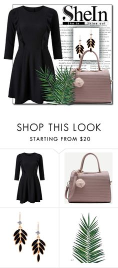 """SheIn10"" by irmica-831 ❤ liked on Polyvore featuring Miss Selfridge and Nika"