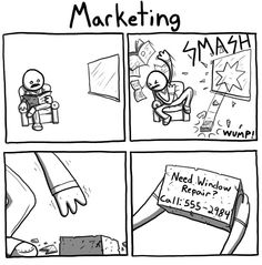 This Is How Marketing Works