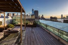 Greenwich Street Penthouse in New York