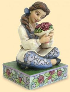 Beautiful Belle - Belle figurine (Jim Shore)