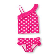 dot tankini swimsuit