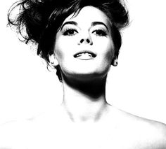Natalie Wood. In black. And white. Through the lens of Bert Stern.