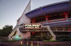 Beginning Nov. 16th Star Wars Season of the Force will debut in Tomorrowland at Disneyland