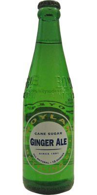Boylan: Ginger Ale   #soda #gingerale
