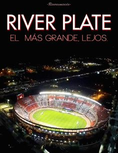 River Plate of Argentina wallpaper. Football Stadiums, Football Team, Football Wallpaper, Liverpool Fc, Lionel Messi, Carp, Pumas, Motion Graphics, Passion