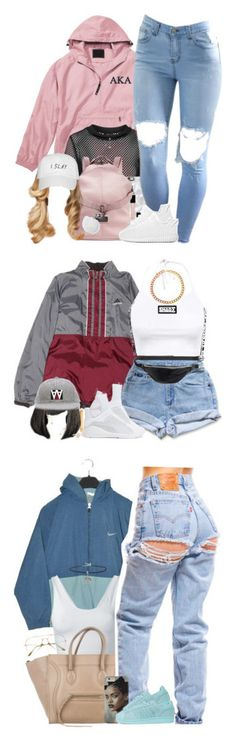 """""""Windy City"""" by oh-aurora ❤ liked on Polyvore featuring Topshop, Casetify, Christian Dior, adidas, Michael Kors, Wanderlust + Co, Puma, H&M, Wood Wood and Jeweliq"""