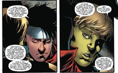 Teddy Altman/Hulkling and Billy Kaplan/Wiccan