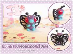 Butterfree charm