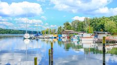 Jezero Werbellinsee