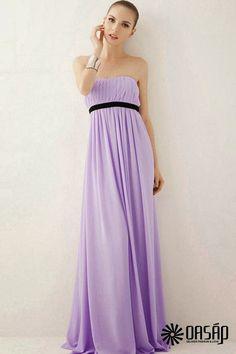 Sencillos y baratos vestidos largos de damas | Vestidos de mujer largos de moda
