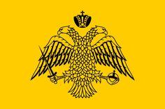 Flag of the Greek Orthodox Church - Derde Rome - Wikipedia