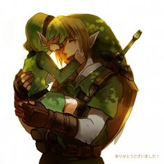 /Ocarina of Time/#1314521 - Zerochan | The Legend of Zelda: Ocarina of Time, Adult Link and Saria