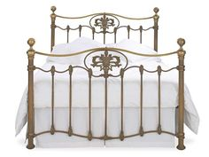 Camolin Bronze Patina with Antique Brass Bedframe Style, elegance, and a touch of class personifies the Camolin bedstead. Created from an original, traditional design, the Camolin has been crafted to exude heritage and noble ancestry. Brass Bed, Bronze Patina, Metal Beds, Bed Mattress, Traditional Design, Bed Frame, Antique Brass, Cribs