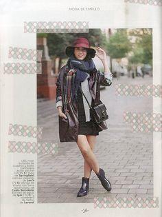 IGOR en la Revista Fashionisima.  #igor #igorshoes #boots #rainboots #looks #blogs #outfit #rain #lluvia #moda #tendencias #bloggers #celebs #estilo #style #revista #magazine #press #prensa