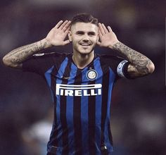 Mauro Icardi, Football Wallpaper, Soccer Players, Wallpapers, Hair Styles, Hot, Artist, Sports, Beauty