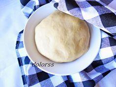 Blog de cuina de la dolorss: Masa de empanada gallega
