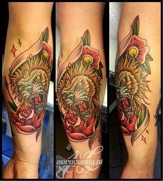 Tatuaż Aerocandy