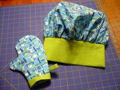 como fazer chapéu de chef - Pesquisa Google Toucas Cirúrgicas 0ccafc9191d