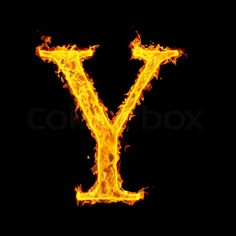 """Buy the royalty-free Stock image """"Y ,fire letter"""" online ✓ All image rights included ✓ High resolution picture for print, web & Social Media R Letter Design, Stylish Alphabets, Rapper Art, Skull Wallpaper, Floral Letters, High Resolution Picture, Lettering Design, Amazing Art, Art Drawings"""