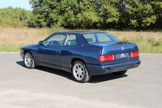 1994 Maserati Ghibli 2.0L | Twin-turbo, 1,996 cm³ | 306 PS